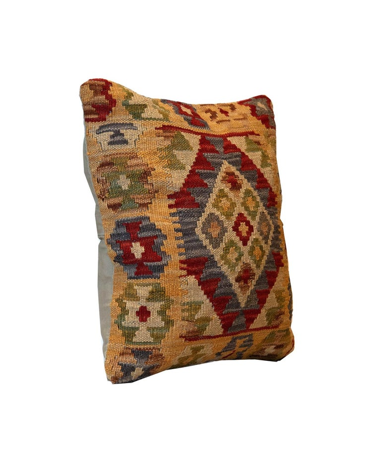 Antique vintage pillow case zipper cushion handmade Kilim pillow cover, view one of the most comprehensive collections of decorative pillow, handmade throw pillow cover of traditional Kilim rugs, Kilim cushions cover and Kilim furniture. Our gallery
