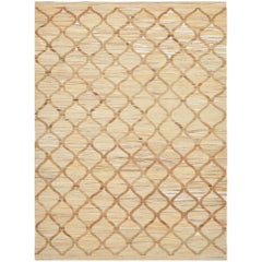 Handwoven Traditional Modern Mixed Kilim Carpet