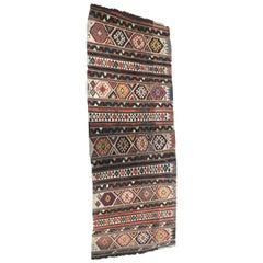 Handwoven Turkish Kilim Carpet Runner