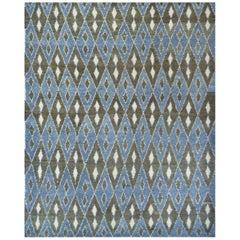 Handwoven Turkish Wool Rug