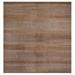 Handwoven Wool Turkish Flatweave Rug