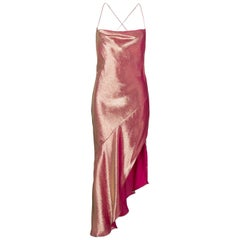 Haney Goldie Asymmetric Dress
