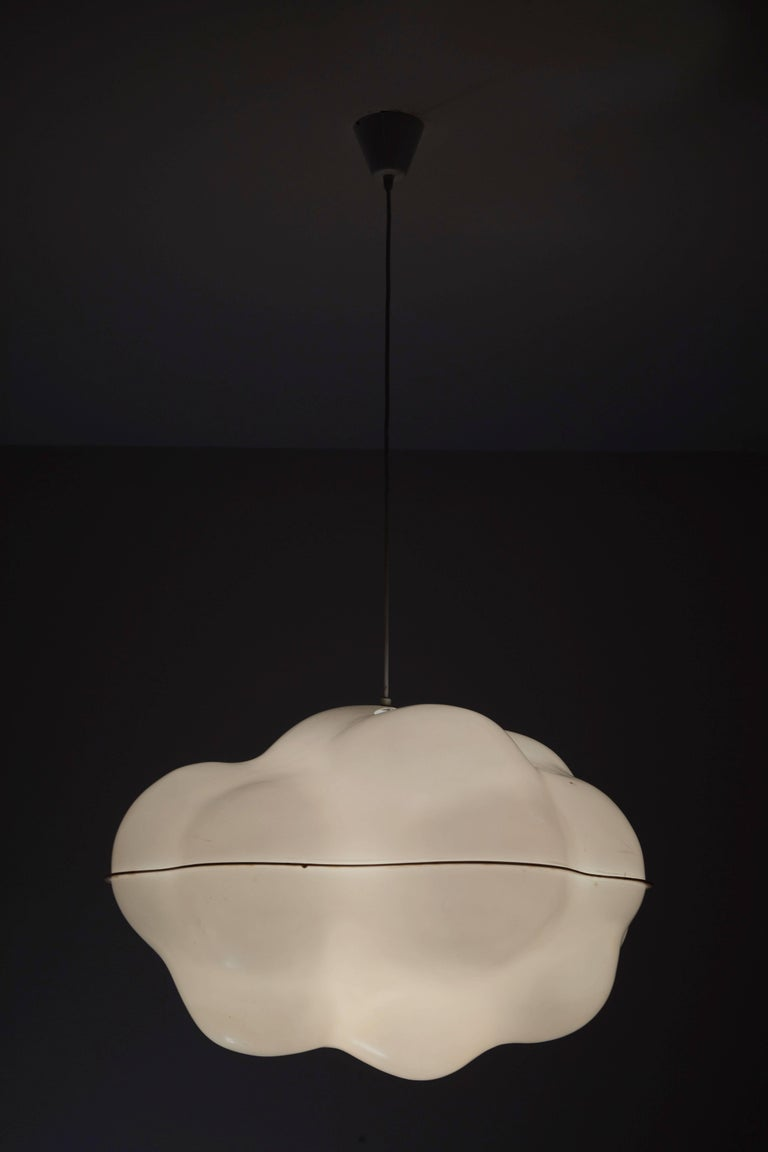 Hanging Cloud Light by Susi and Ueli Berger for J. Lüber ...