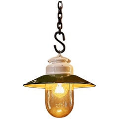 Hanging Industrial Lamp Type E8/g