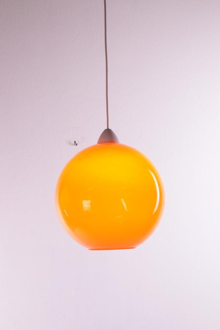 Hanging Lamp Model ui by Vistosi, Design by Alessandro Pianon 1960s For Sale 1
