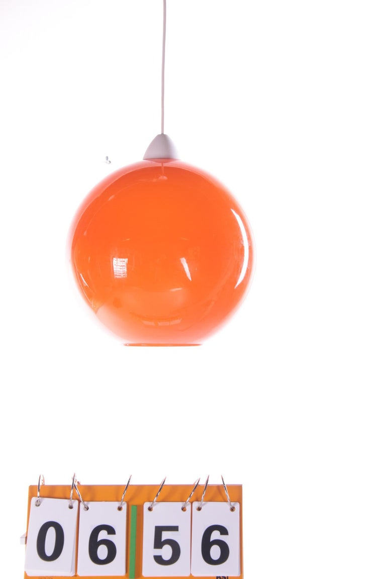 Hanging Lamp Model ui by Vistosi, Design by Alessandro Pianon 1960s For Sale 2