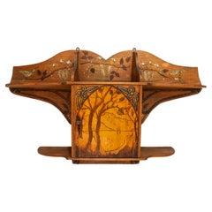 Hanging Liberty Cabinet