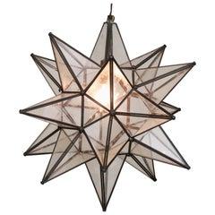 Hanging Starburst Fixture