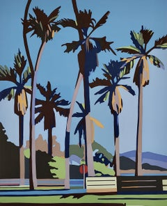 Limited Edition Print by California Artist Hank Pitcher