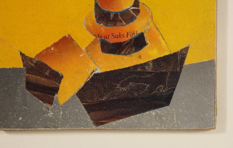 Hank Virgona Mixed-Media Artwork, USA, 2000s In Good Condition For Sale In New York, NY