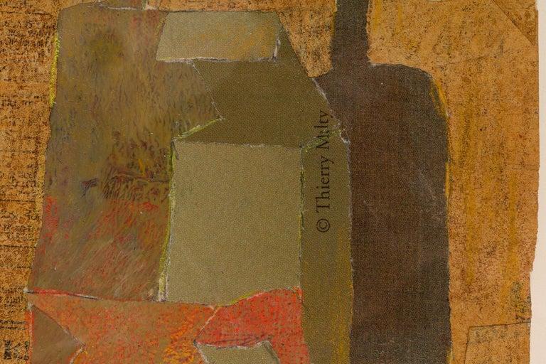 Hank Virgona Mixed-Media Artwork, USA 2000s In Good Condition For Sale In New York, NY