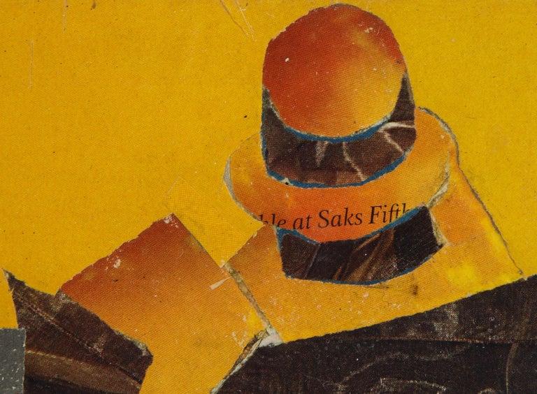 Early 2000s Hank Virgona Mixed-Media Artwork, USA, 2000s For Sale