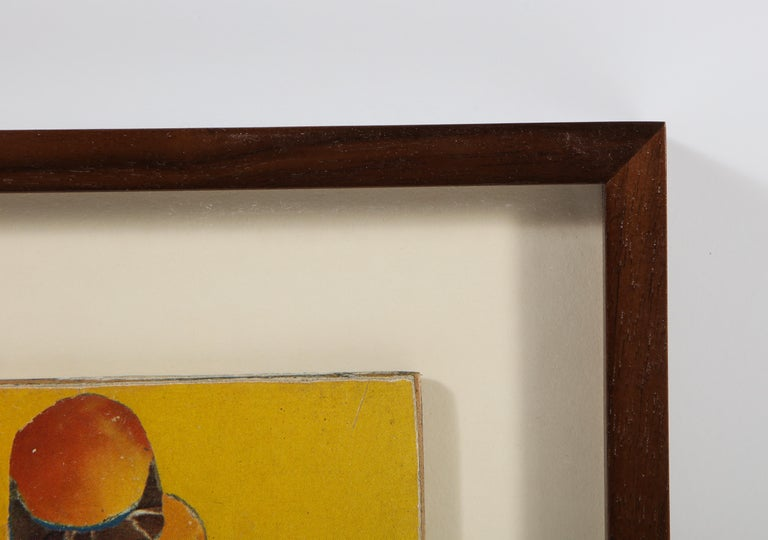 Paint Hank Virgona Mixed-Media Artwork, USA, 2000s For Sale