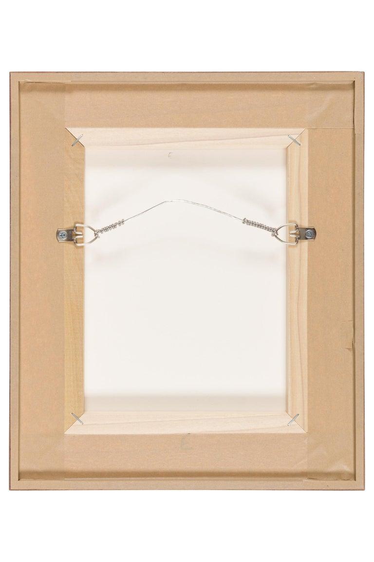 Paint Hank Virgona Mixed-Media Artwork, USA 2000s For Sale