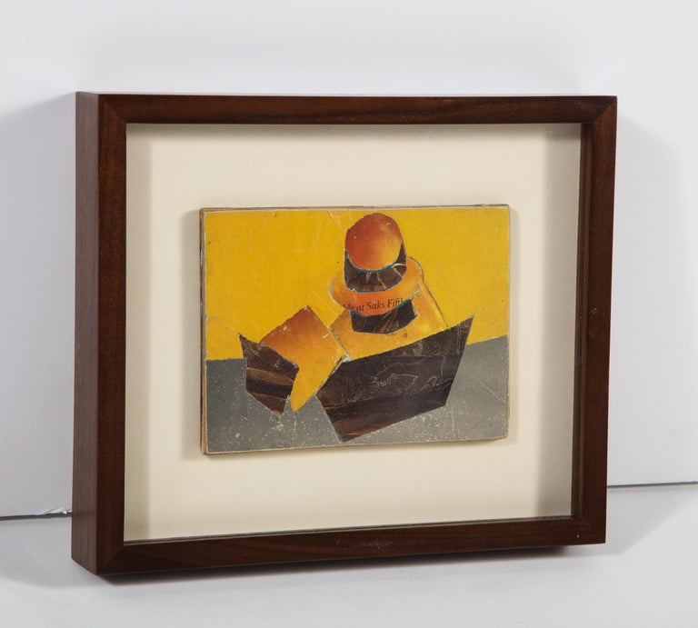 Hank Virgona Mixed-Media Artwork, USA, 2000s For Sale 1