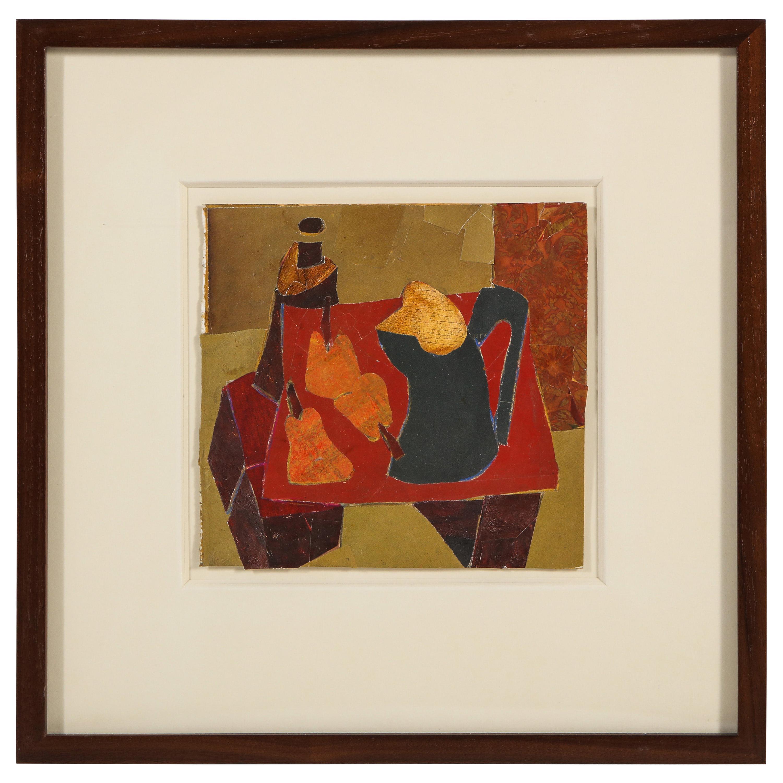 Hank Virgona Mixed-Media Artwork, USA 2000s
