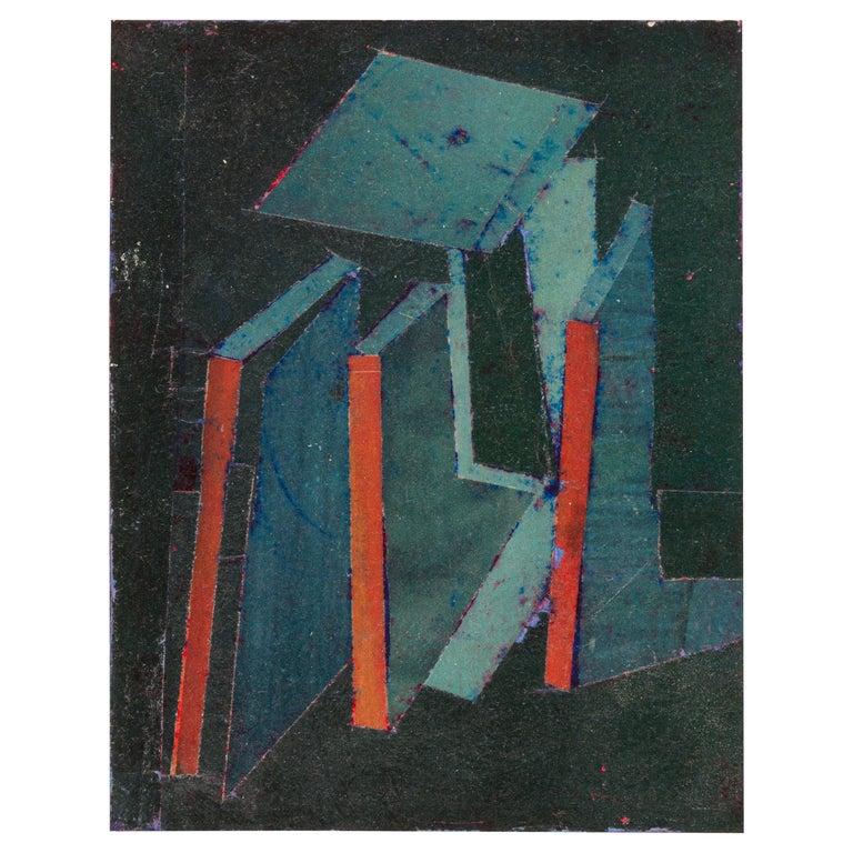 Hank Virgona Mixed-Media Artwork, USA, 2000s For Sale