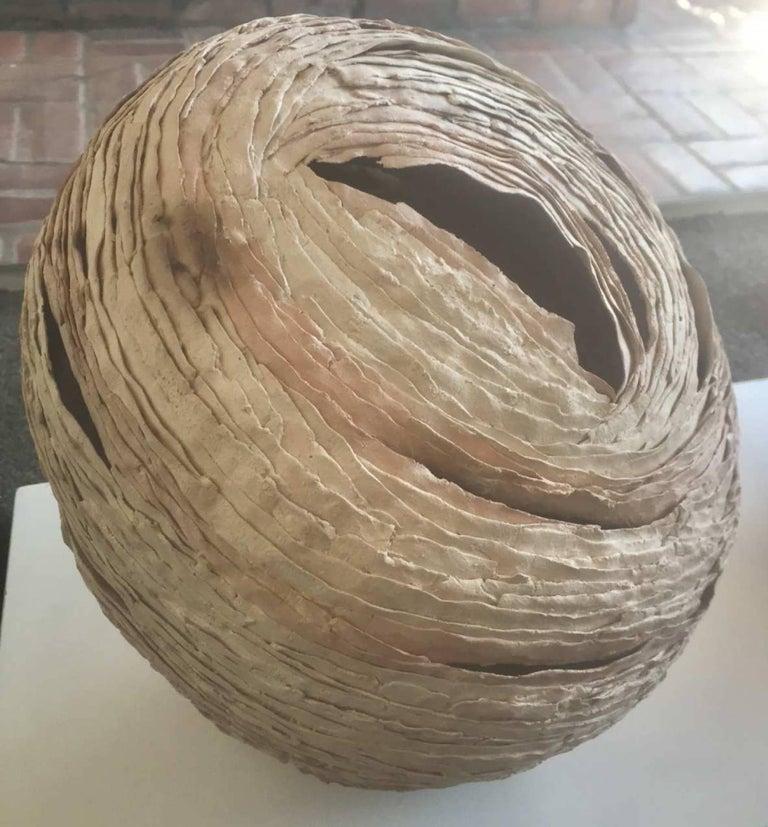 Lunasphere #1 - Sculpture by Hannah Alex-Glasser