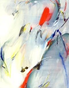 Drifted II, Oil on canvas, 145 x 112cm, 2021