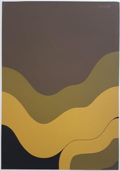 Gestural Abstraction (Waves)