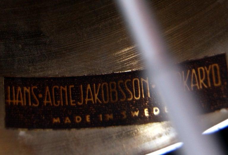 Hans-Agne Jakobsson Carolin Ceiling Pendant, 1960s For Sale 3