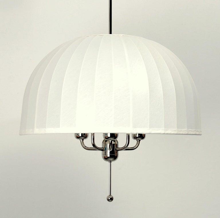 Swedish Hans-Agne Jakobsson Carolin Ceiling Pendant, 1960s For Sale