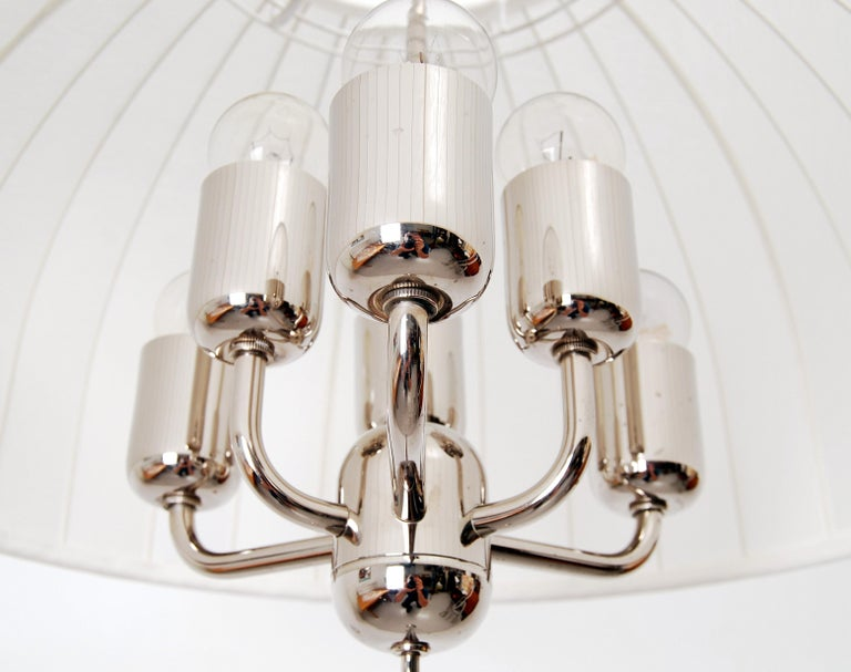 Hans-Agne Jakobsson Carolin Ceiling Pendant, 1960s In Good Condition For Sale In Stockholm, SE