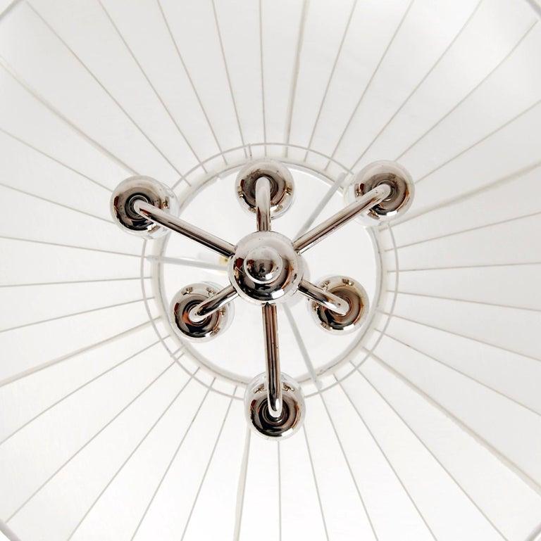 Mid-20th Century Hans-Agne Jakobsson Carolin Ceiling Pendant, 1960s For Sale