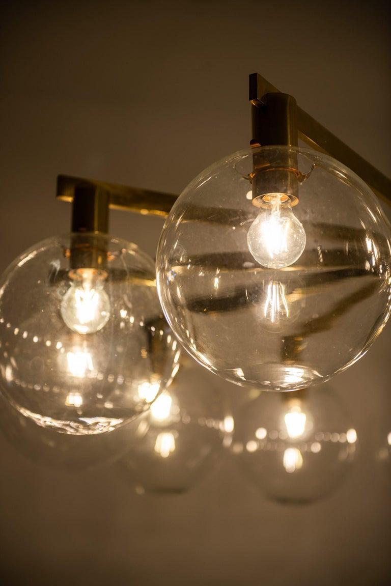 Hans-Agne Jakobsson Ceiling Lamp Model T-348/12 by Hans-Agne Jakobsson AB 3