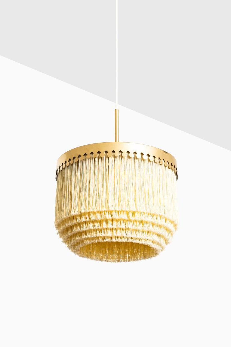 Scandinavian Modern Hans-Agne Jakobsson Ceiling Lamp Model T-601/M by Hans-Agne Jakobsson AB For Sale