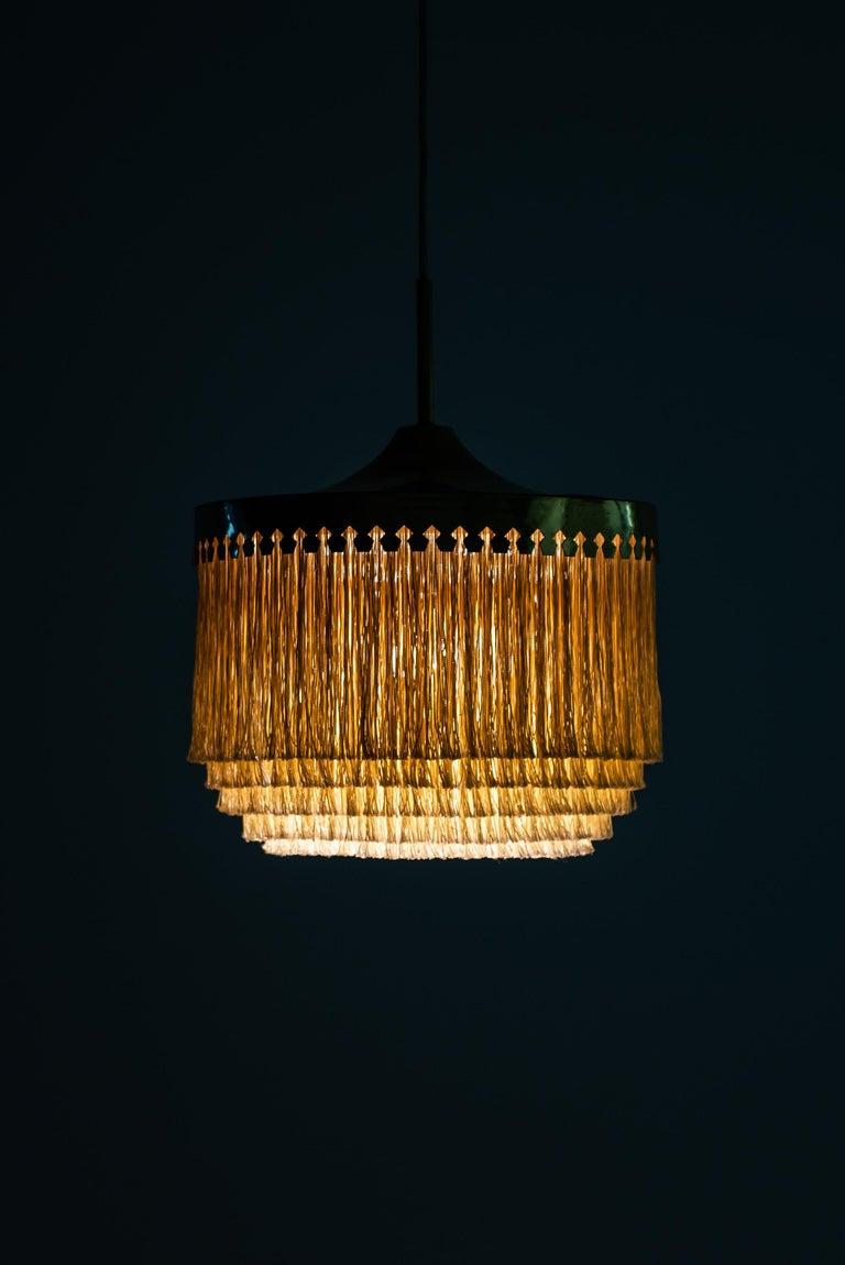 Swedish Hans-Agne Jakobsson Ceiling Lamp Model T-601/M by Hans-Agne Jakobsson AB For Sale