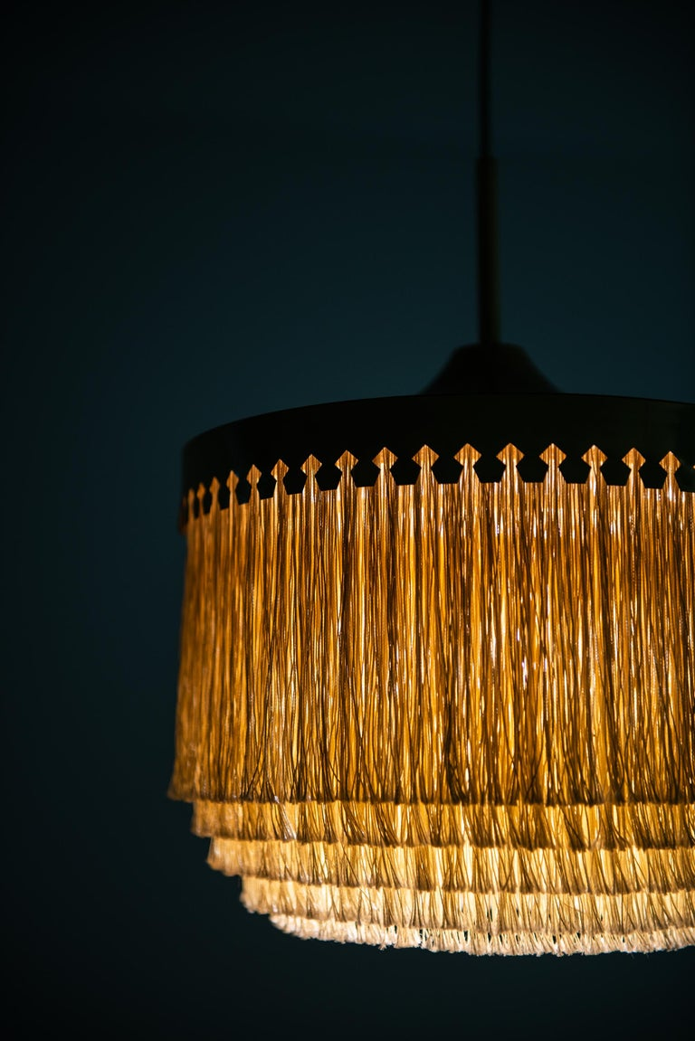 Hans-Agne Jakobsson Ceiling Lamp Model T-601/M by Hans-Agne Jakobsson AB In Good Condition For Sale In Malmo, SE