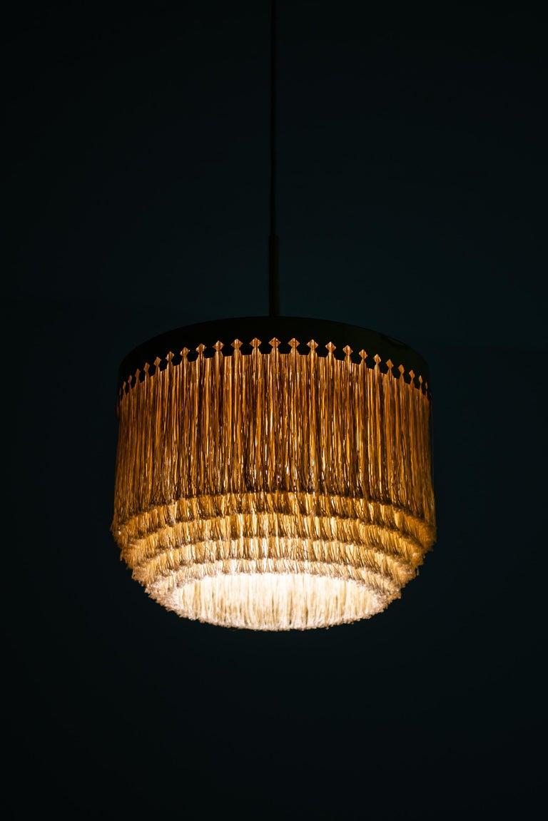 Mid-20th Century Hans-Agne Jakobsson Ceiling Lamp Model T-601/M by Hans-Agne Jakobsson AB For Sale