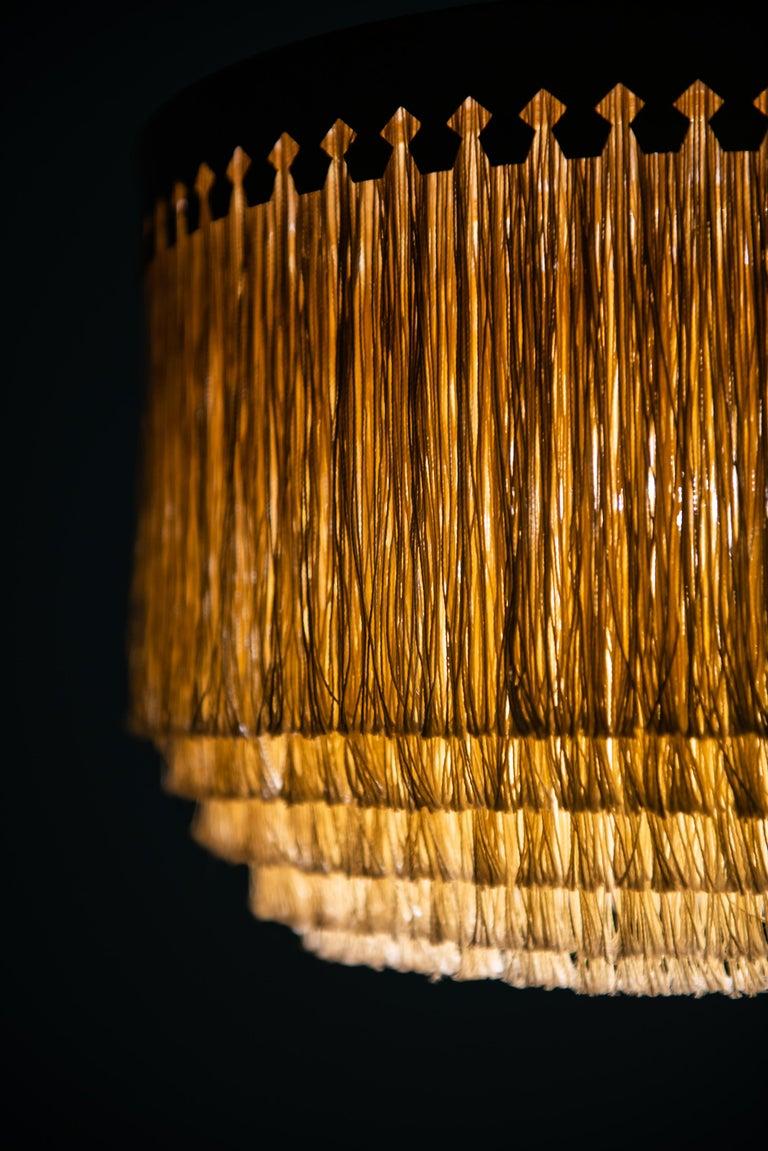 Brass Hans-Agne Jakobsson Ceiling Lamp Model T-601/M by Hans-Agne Jakobsson AB For Sale