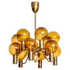 Hans-Agne Jakobsson ceiling lamp model T372/12 Patricia by Hans-Agne Jakobsson