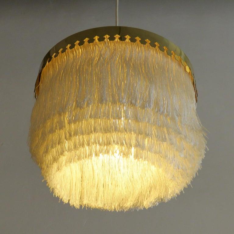 Hans-Agne Jakobsson Ceiling Lamp Model T601, 1960 3