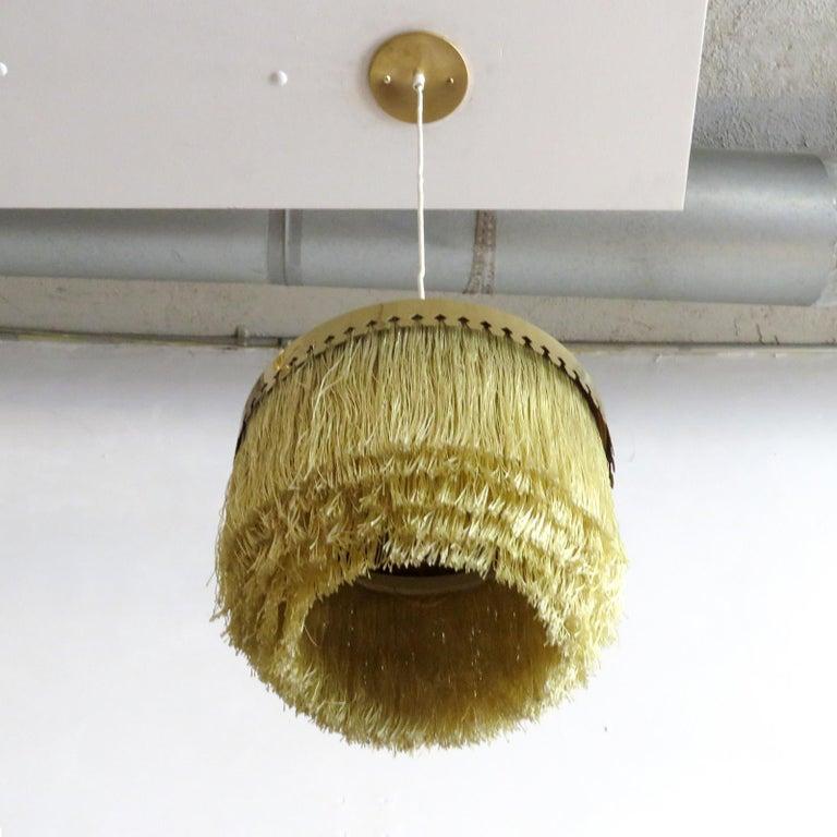 Swedish Hans-Agne Jakobsson Ceiling Lamp Model T601, 1960