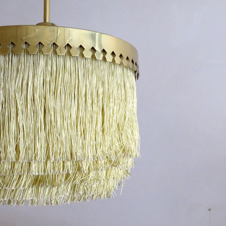 Mid-20th Century Hans-Agne Jakobsson Ceiling Lamp Model T601, 1960