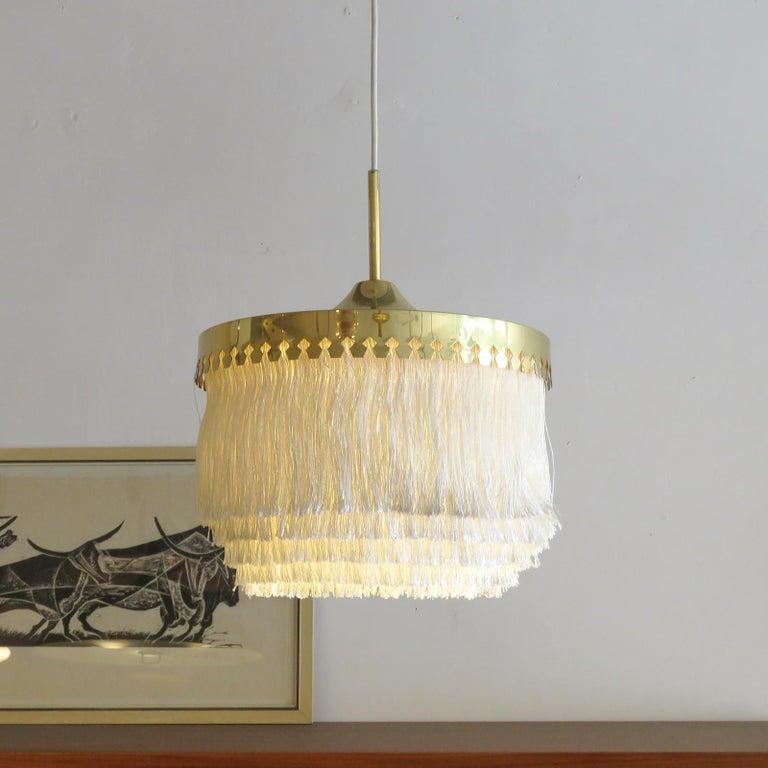 Hans-Agne Jakobsson Ceiling Lamp Model T601, 1960 1