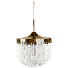 Hans-Agne Jakobsson Ceiling Lamp Model T601 Sweden
