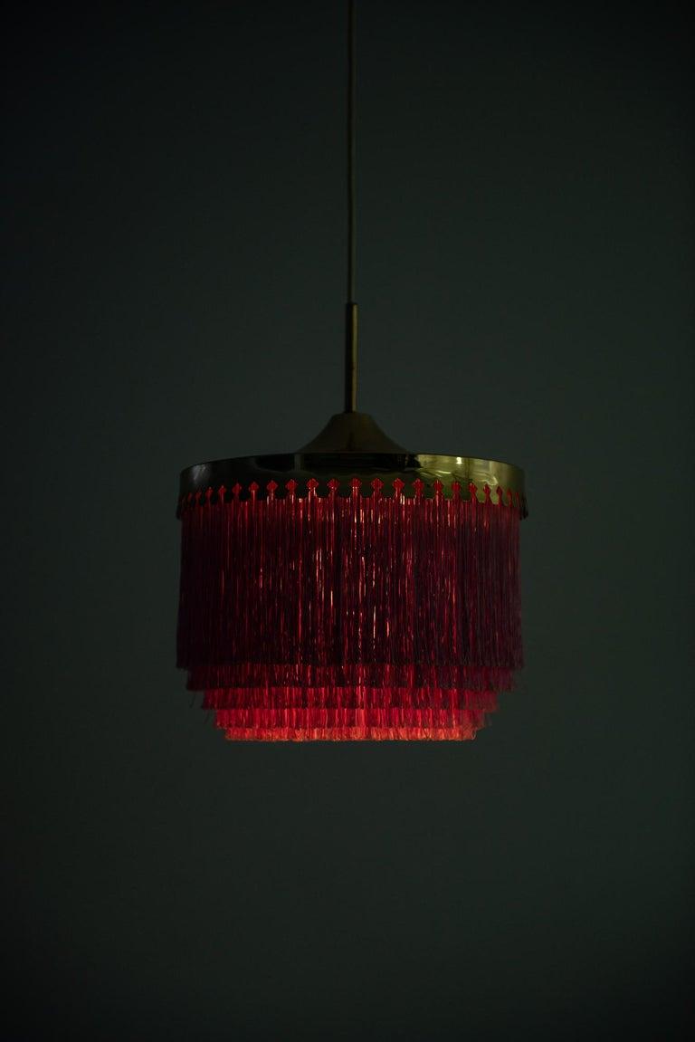 Swedish Hans-Agne Jakobsson Ceiling Lamp T-601/M by Hans-Agne Jakobsson AB in Sweden For Sale