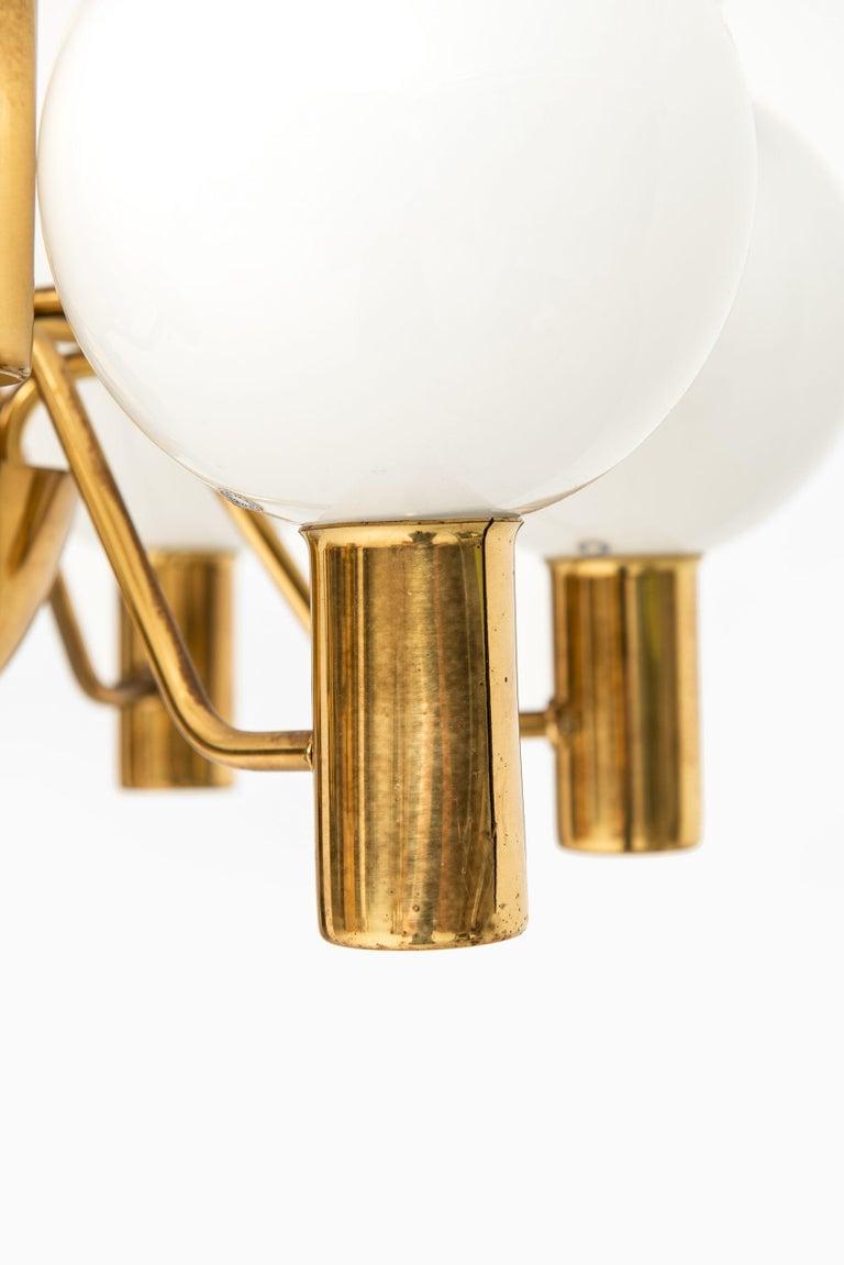 Scandinavian Modern Hans-Agne Jakobsson Ceiling Lamp T372/12 Patricia by Hans-Agne Jakobsson AB For Sale