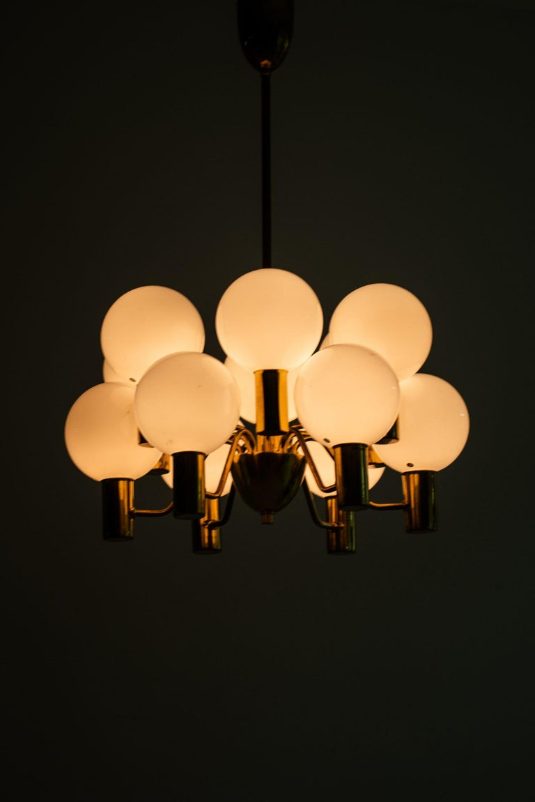 Swedish Hans-Agne Jakobsson Ceiling Lamp T372/12 Patricia by Hans-Agne Jakobsson AB For Sale