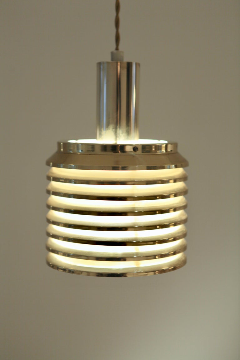 Hans-Agne Jakobsson Ceiling Lights Model T-642, Sweden, 1950s In Good Condition For Sale In Hamburg, Hamburg