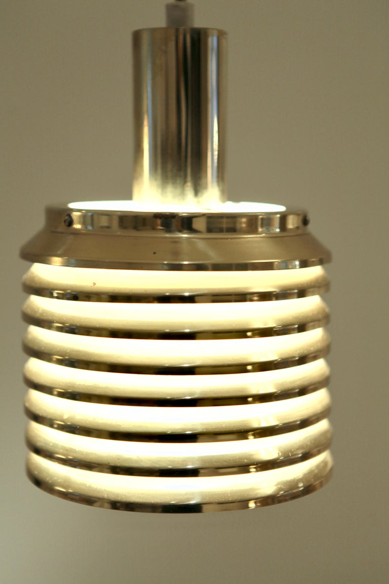 Mid-20th Century Hans-Agne Jakobsson Ceiling Lights Model T-642, Sweden, 1950s For Sale