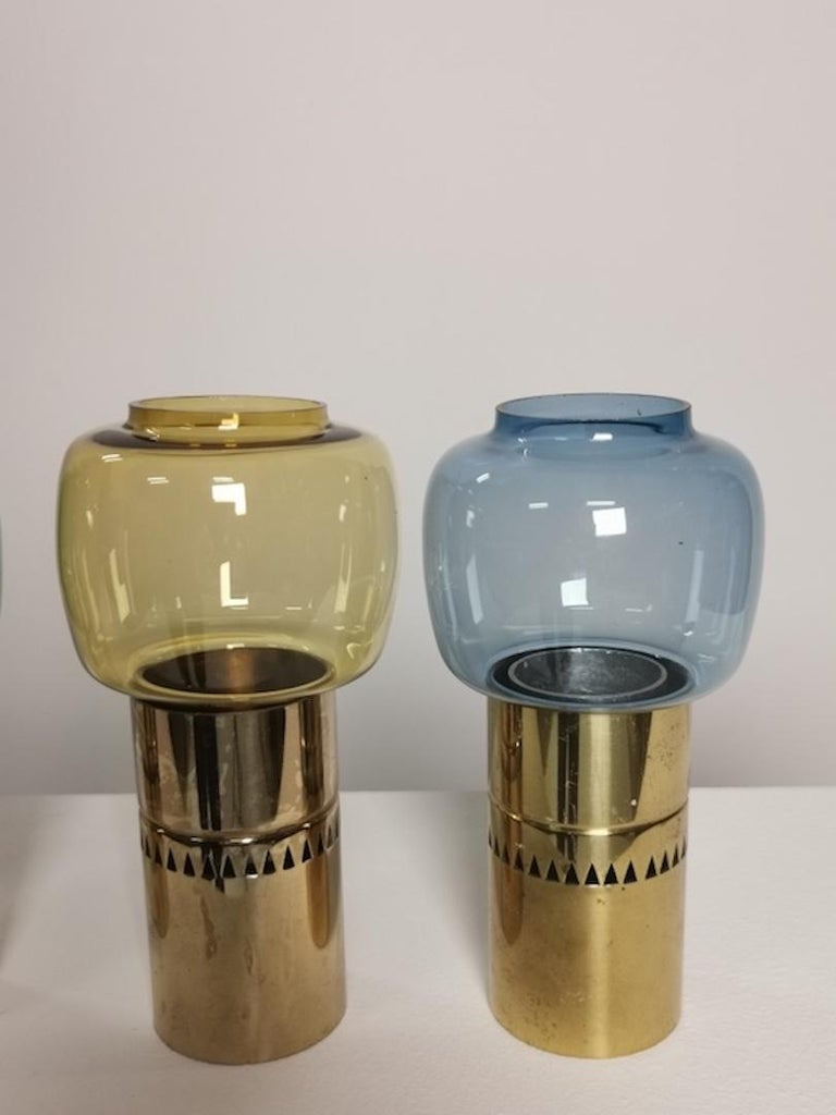 Hans-Agne Jakobsson, Collection of 5 Candleholders 3
