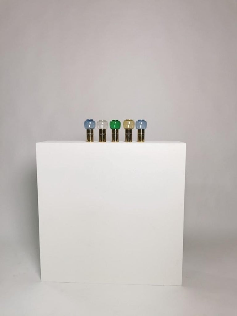 Hans-Agne Jakobsson, Collection of 5 Candleholders 4