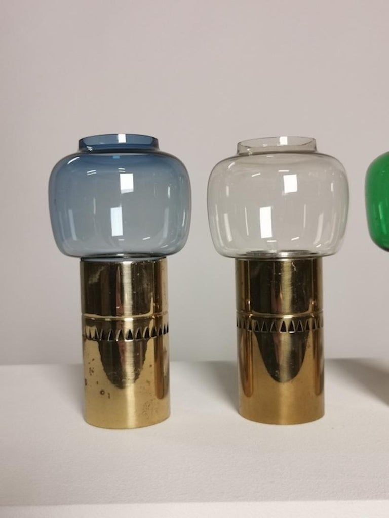 Hans-Agne Jakobsson, Collection of 5 Candleholders 1