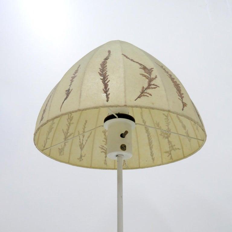Scandinavian Modern Hans-Agne Jakobsson Floor Lamp, 1960 For Sale