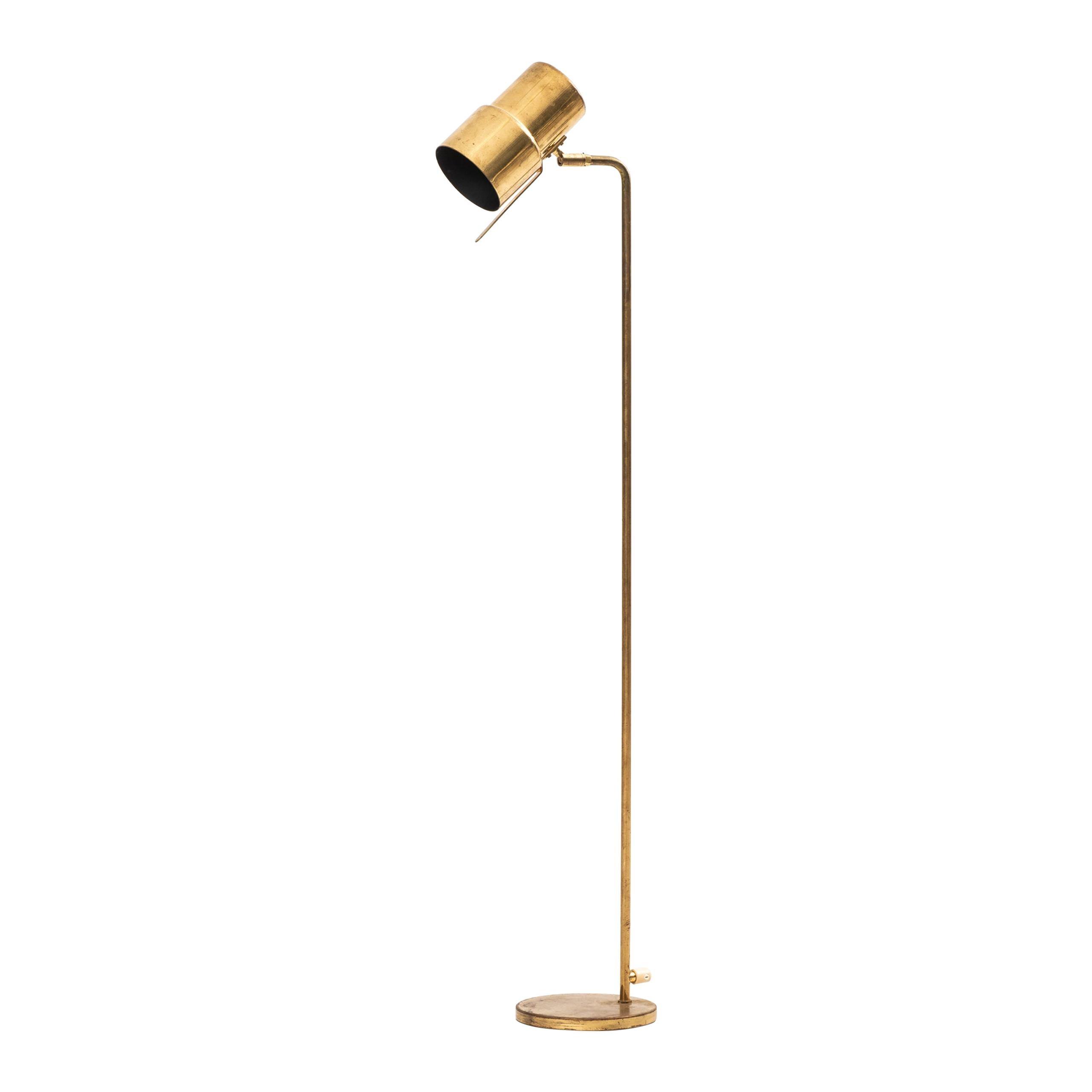 Hans-Agne Jakobsson Floor Lamp Model G-154 by Hans-Agne Jakobsson AB in Markaryd